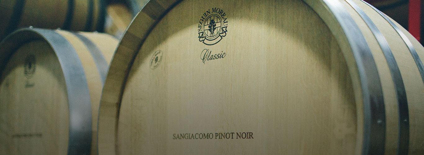 Tours & Tastings Image - Wine Barrel