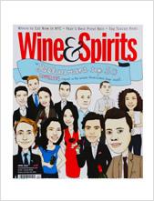 Wine & Spirits - April 2015
