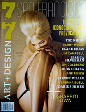 7x7 Magazine November 2012 cover