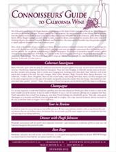 Connoisseurs' Guide December 2012