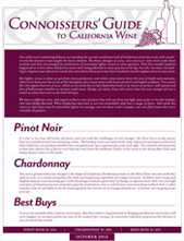 Connoisseurs' Guide October 2012