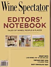 Wine Spectator - January 2019