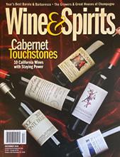 Wine & Spirits - December 2018