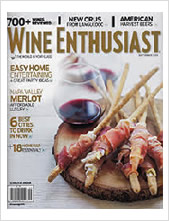 Wine Enthusiast - September 2015