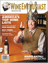 Wine Enthusiast February 2010