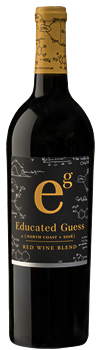 Educated Guess Red Blend bottle image